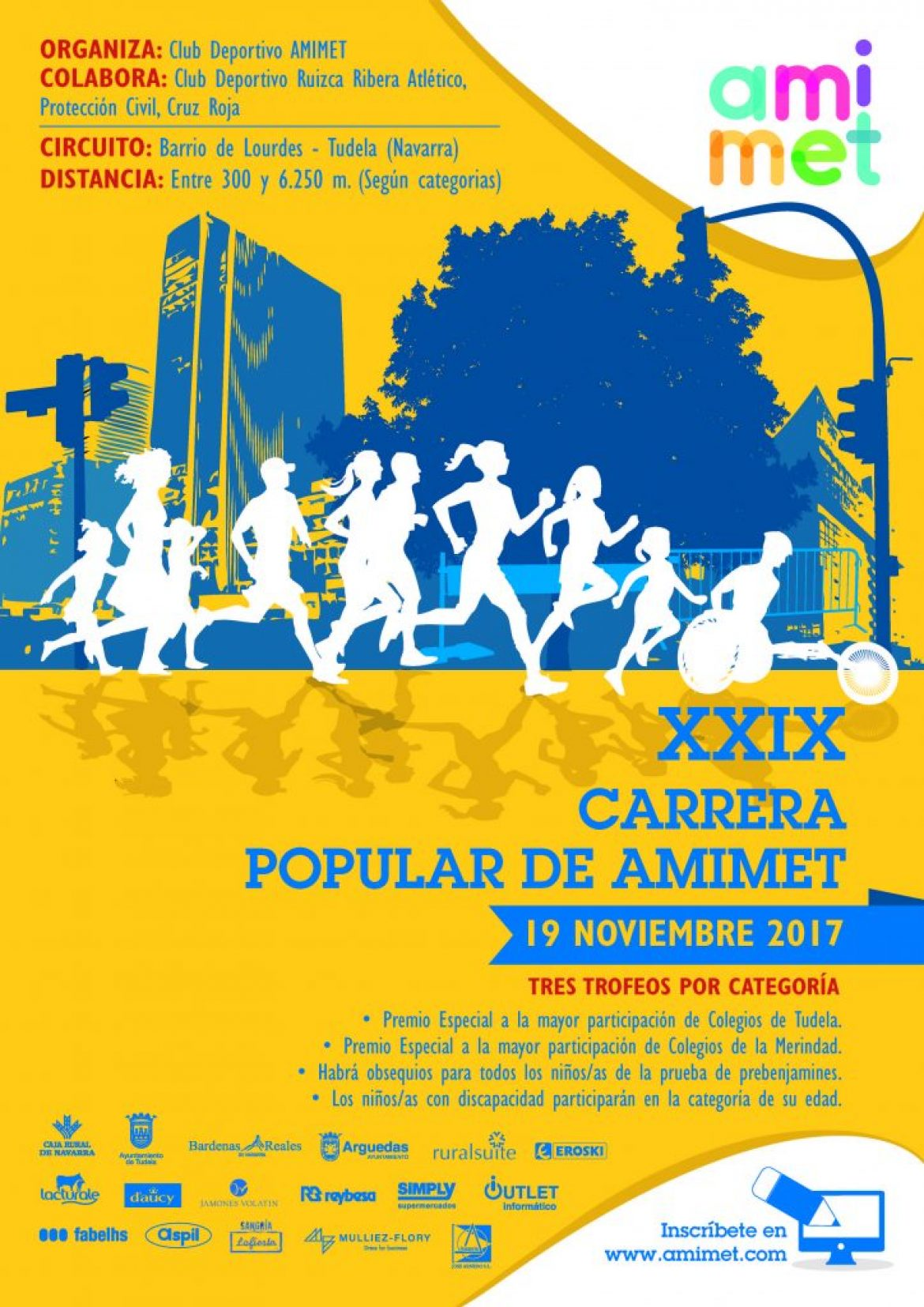 XXIX Carrera Popular de AMIMET